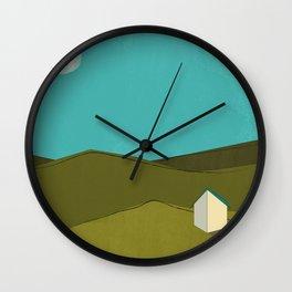 A House Wall Clock