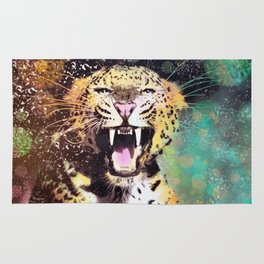 Crescendo Leopard Rug
