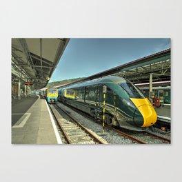 Swansea IET Canvas Print