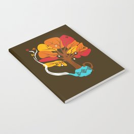 Tea Leaves Notebook