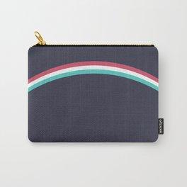 Italo Retro Rainbow Carry-All Pouch