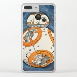 BB-10 Clear iPhone Case