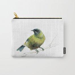 Korimako, the Bellbird Carry-All Pouch