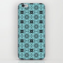 Island Paradise Star Geometric iPhone Skin