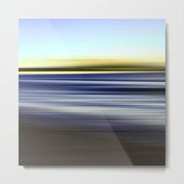 nuage vert - seascape no. 08 Metal Print