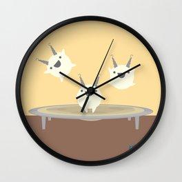 Baby Halloween 3 Wall Clock