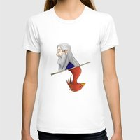 dumbledore T-shirts featuring Albus Dumbledore by Imaginative Ink