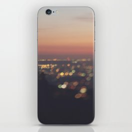 Los Angeles. Everyone's A Star No.2 iPhone Skin