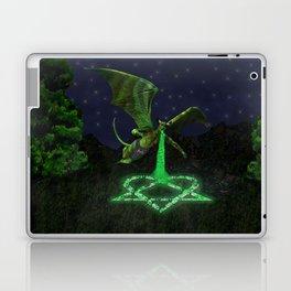 Heart-O-Gram Laptop & iPad Skin