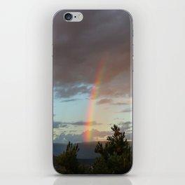 Sedona Rainbow iPhone Skin