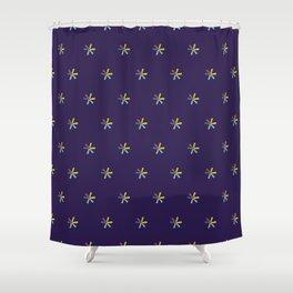 Flower Wheel Shower Curtain