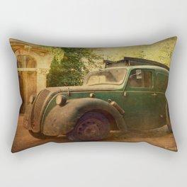 Morris Minor Rectangular Pillow