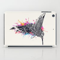 hummingbird iPad Cases featuring HummingBird by efan