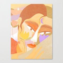 Slowdown Canvas Print