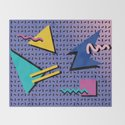 Memphis Pattern 9 - 90s - Retro by graphicwavedesign