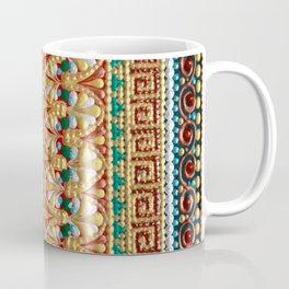 Greek pattern Coffee Mug
