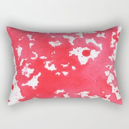 Blutschnee Rectangular Pillow