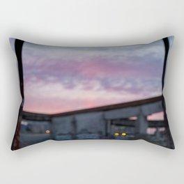 Truss Rectangular Pillow