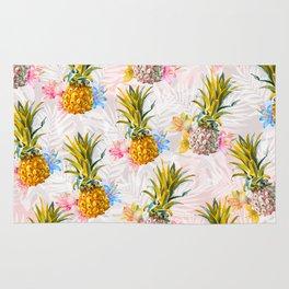 Love for pineapples Rug