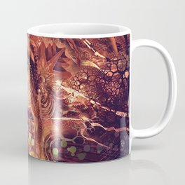 Shadow of a Thousand Lives - Visionary - Manafold Art Coffee Mug