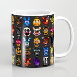 FNAF pixel art Coffee Mug