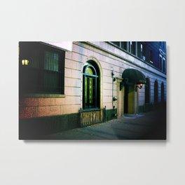 Fullerton Avenue (Lomo) Metal Print
