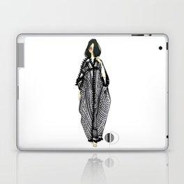 Her Kaftan Laptop & iPad Skin