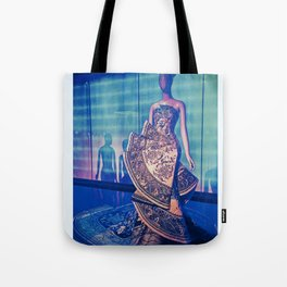 China Through The Looking Glass 1 Tote Bag