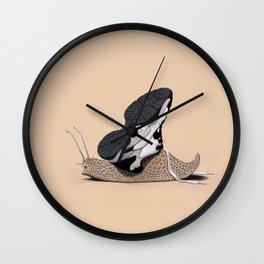 The Sneaker (Colour) Wall Clock