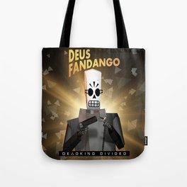Deus Fandango Deadkind Divided Tote Bag