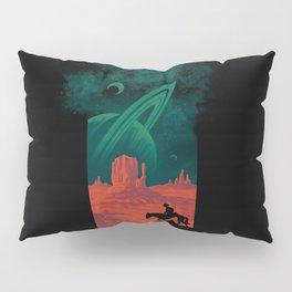 Final Frontiersman Pillow Sham