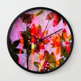 Candy Crush  Wall Clock
