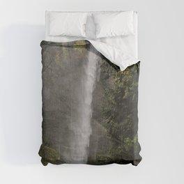 Latourell Falls, Oregon Comforters