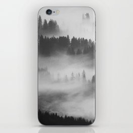 Everything Turns Gray #society6 iPhone Skin