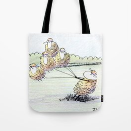 The Strong Interaction Tote Bag