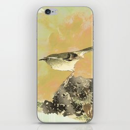 Oh !To be a bird! iPhone Skin