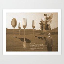 Fruendschuh Art Print
