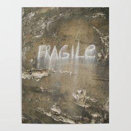 Fragile city Poster