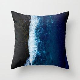 Sea 8 Throw Pillow