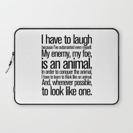 quoting Hollywood 15 Laptop Sleeve