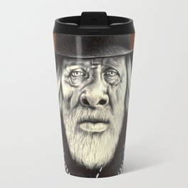 O Velho e o Mar // The Old Man and the Sea Travel Mug