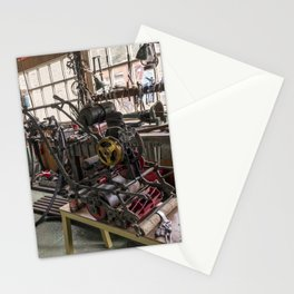 The Olde Lawnmower Stationery Cards