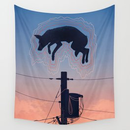Ghost Summer Wall Tapestry