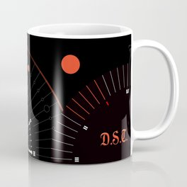 D.S.T. or The Lost Hour Coffee Mug