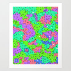 Shonda Rhimes Art Print