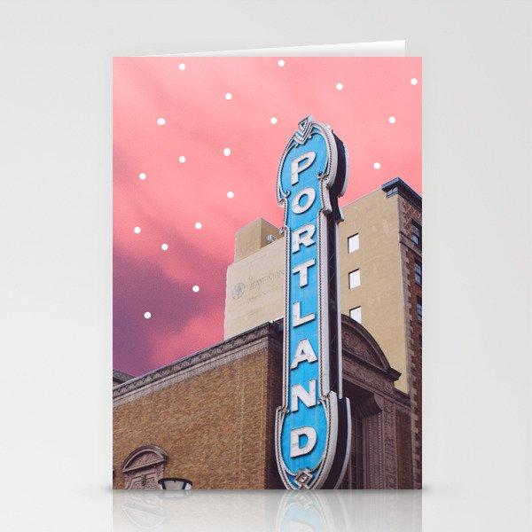 Portland, OR Stationery Cards