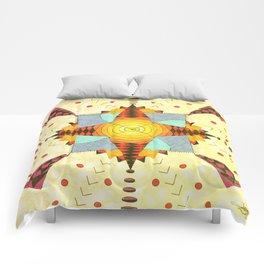El sol canario Comforters