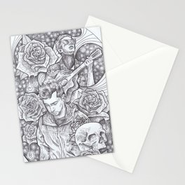 Tyler Joseph and Blurryface. TOP Stationery Cards
