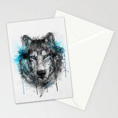 Alpha. Stationery Cards
