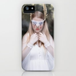 Ángelus iPhone Case